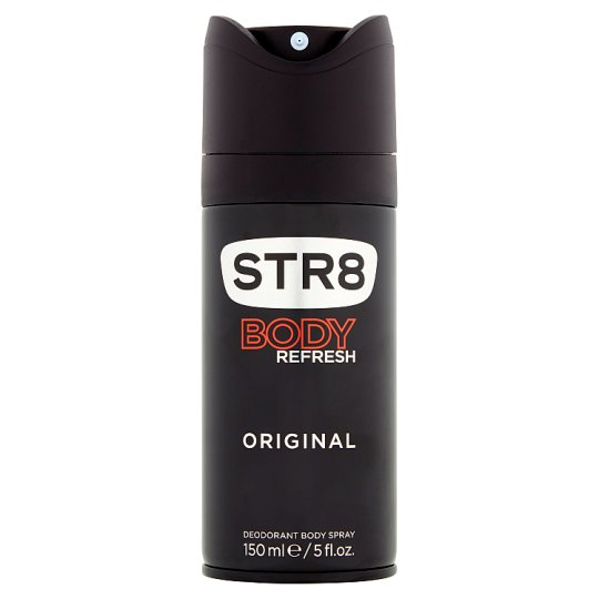 STR8 Body Refresh Original deo sprej 150ml