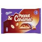 Milka Peanut & Caramel 5 x 37g