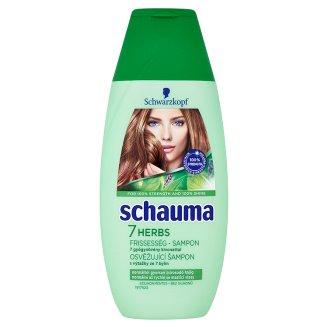 Schauma 7 Herbs Osvěžující šampon s výtažky ze 7 bylin 250ml