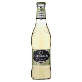 Strongbow cider bezový květ 330ml