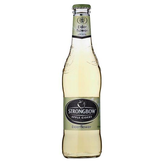 Strongbow Cider Elderflower 330ml