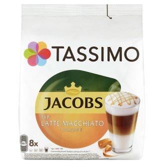 Tassimo Jacobs Latte Macchiato Caramel 268g