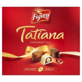 Figaro Tatiana Čokoladový mix výběr čokoládových bonbonů 172g