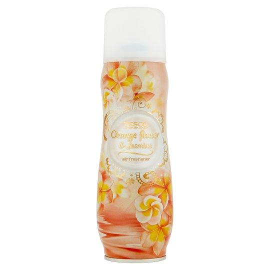 Tesco Orange Flower & Jasmine osvěžovač vzduchu 300ml