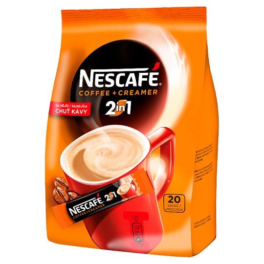 NESCAFÉ 2in1, Instant Coffee, 20 Sachets x 8g (160g)