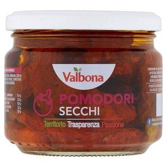 Valbona Sušená rajčata ve slunečnicovém oleji 230g