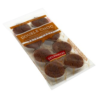 Delasheras Mini Muffins with Chocolate Bits 180g