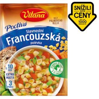 Vitana Poctivá polévka slavnostní francouzská 100g