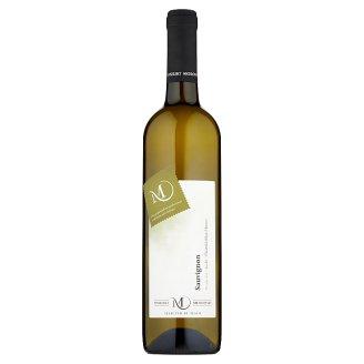 Vinselekt Michlovský Sauvignon víno s přívlastkem pozdní sběr bílé suché 0,75l