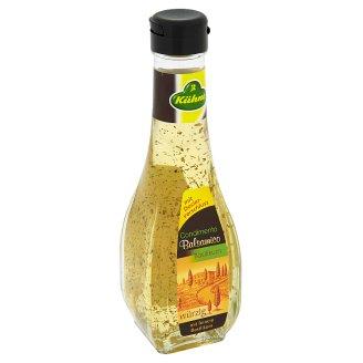 Kühne Condimento balsamico ocet kvasný vinný ochucený s bazalkou 250ml