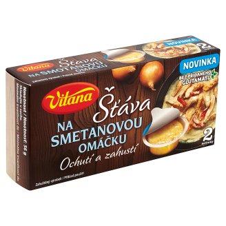 Vitana Šťáva na smetanovou omáčku 56g