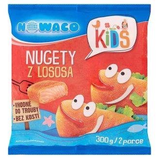 Nowaco Kids Nugety z lososa 300g