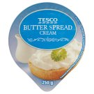 Tesco Butter Spread Cream 250g