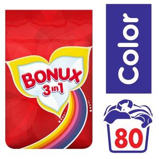 Bonux Color Prací Prostředek 80 praní