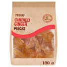 Tesco Candied Ginger Pieces 100g