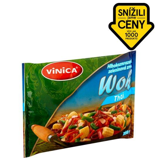 Vinica Hluboce zmrazená zeleninová směs Wok Thai 350g