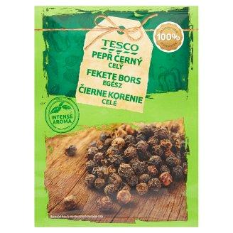 Tesco Black Whole Pepper 20g