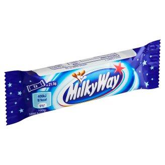 Milky Way Mléčná plněná čokoláda se šlehaným mléčným krémem 21,5g