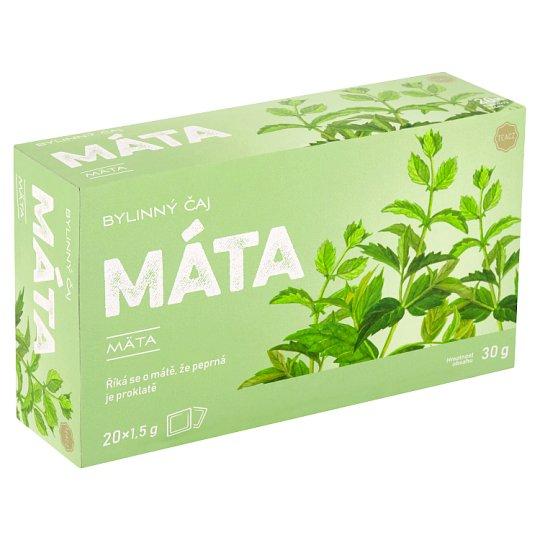 Panda Natur Máta bylinný čaj 20 x 1,5g