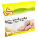 Vodňanské Kuře Chicken Quarters Back Deep-Frozen 600g