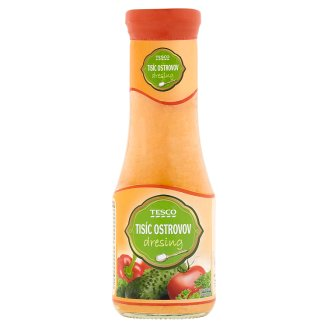 Tesco Dressing Thousand Islands 250g