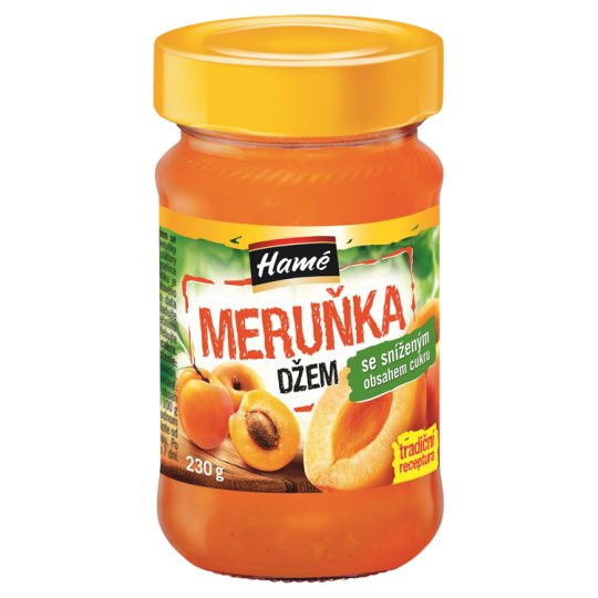 Hamé Džem meruňkový 230g