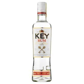Key Rum caribbean white 0,5l