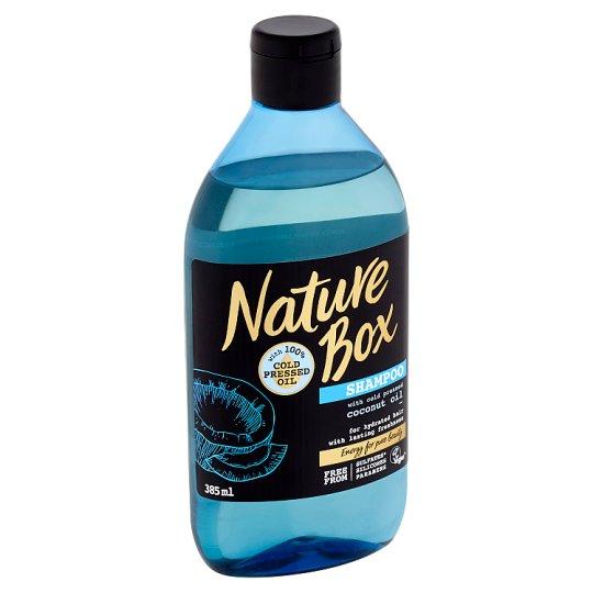 Nature Box šampon Coconut Oil 385ml