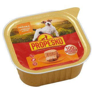 Propesko with Chicken and Liver 300g
