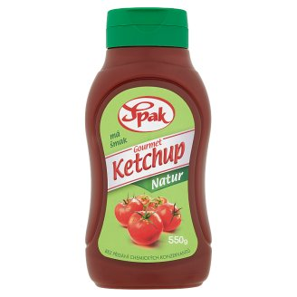 Spak Gourmet Kečup natur 500g