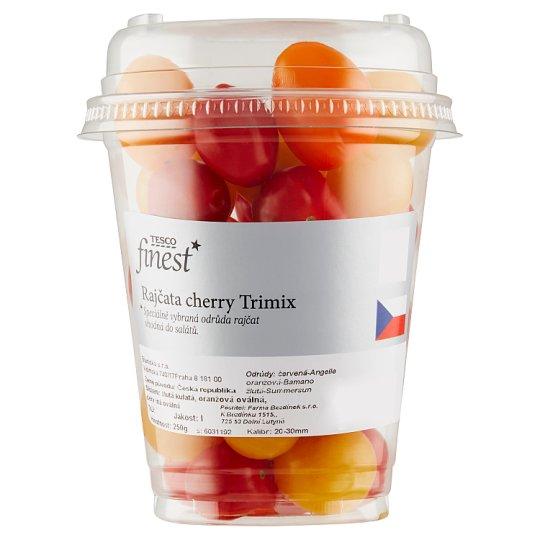 Tesco Finest Tomato Cherry Trimix 200g