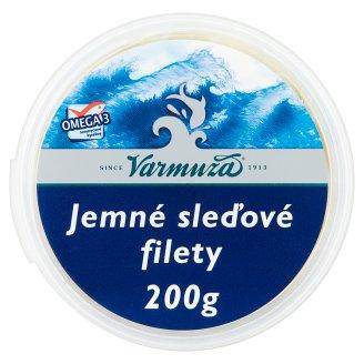 Varmuža Jemné sleďové filety 200g