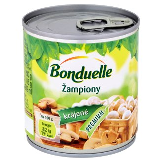 Bonduelle Sliced Mushrooms in Brine 200g
