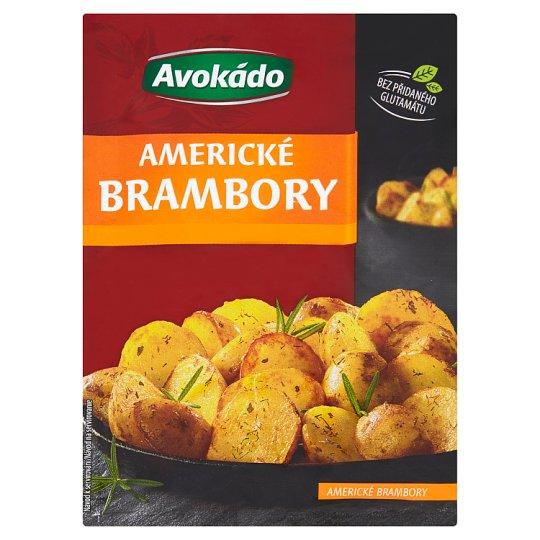 Avokádo American Potatoes 35g