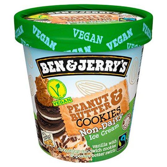 Ben & Jerry's zmrzlinaVeganPeanutButterCookie465ml