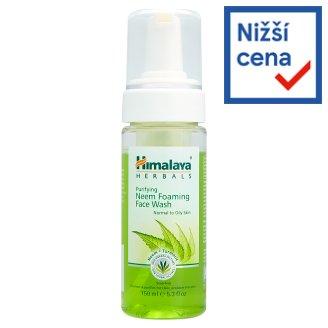 Himalaya Herbals Nimbová čistící pěna na obličej 150ml