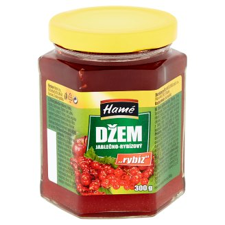 Hamé Jam Apple-Currant 300g