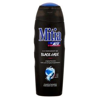 Mitia Black Jade 2 v 1 Hair & Body Gel for Men 400ml