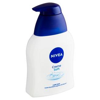Nivea Creme Soft Krémové tekuté mýdlo 250ml