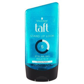 Taft Looks Power Gel Stand Up Look Mega Hold 150ml