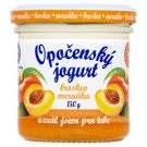 Bohemilk Opočenský Jogurt Peach Apricot Yoghurt 150g