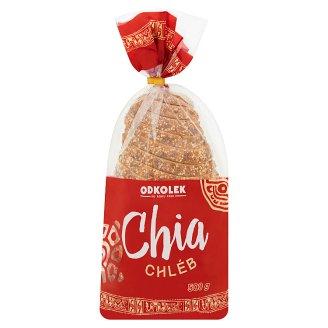 Odkolek Chia chléb krájený 500g