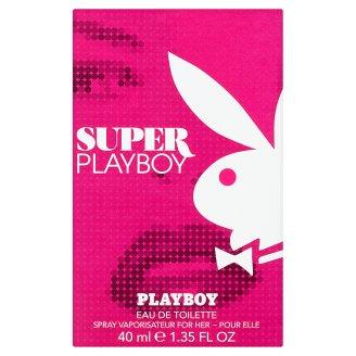Playboy Super Playboy Toaletní voda 40ml