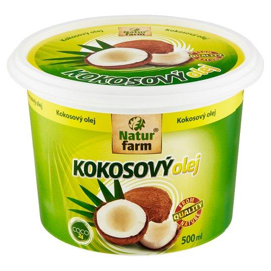 Natur Farm Kokosový olej 500ml