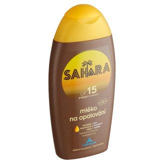 Sahara Mléko na opalování OF 15 200ml
