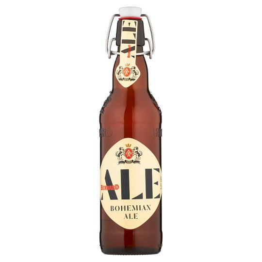 Bernard Ale Topped Special Light Beer 0.5L