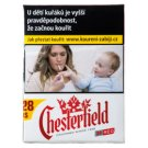 Chesterfield Red XXL Cigarettes with Filter 28 pcs