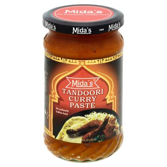 Mida's Tandoori Curry Paste 300g