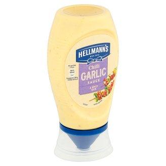 Hellmann's Omáčka k masu Garlic Chilli 250ml