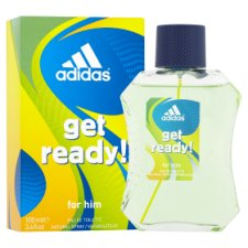 image 2 of Adidas Get Ready! Toilet Water for Him 100ml